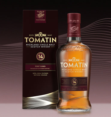 Tomatin 14 Year Old Whisky