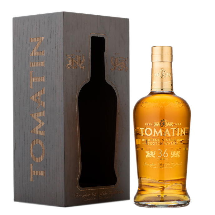 Tomatin 36 Year Old Whisky
