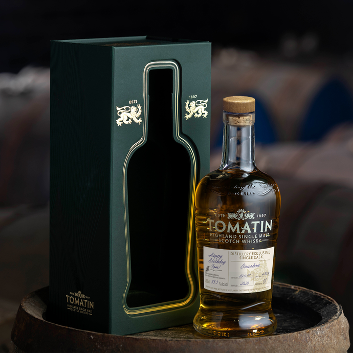 Tomatin Whisky Distillery Exclusive - Bourbon (2007)