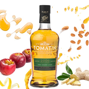 Tomatin Single Malt Whisky 2006 - UK EXCLUSIVE