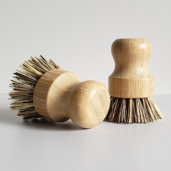 Sisal and Bamboo Dish Scrubber