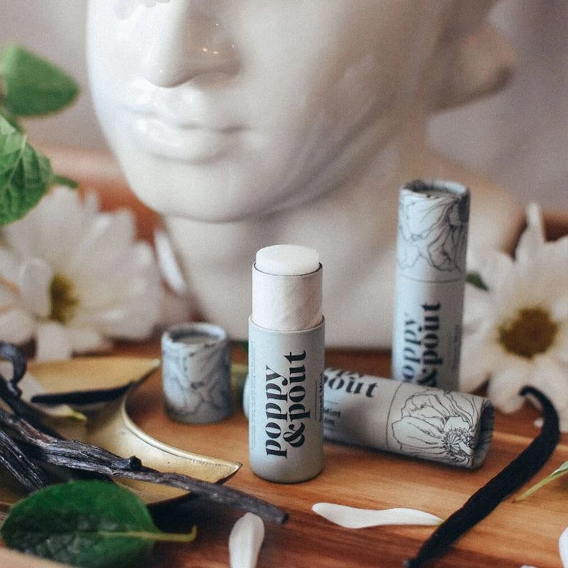 Lip Balms by Poppy & Pout