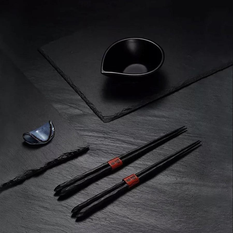 Fiber Glass 6PCS High Temp Resistance Youpin Yiwuyishen Chopsticks, , JapBox, JapBox - JapBox HOT, MUST HAVE, Bag, bottle, water, coffee, mealprep