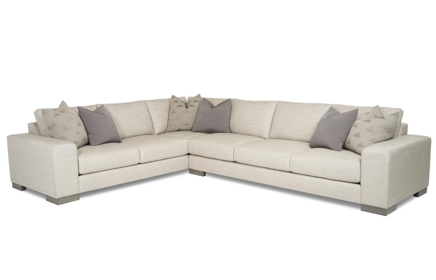 Mateo 2pc Sectional