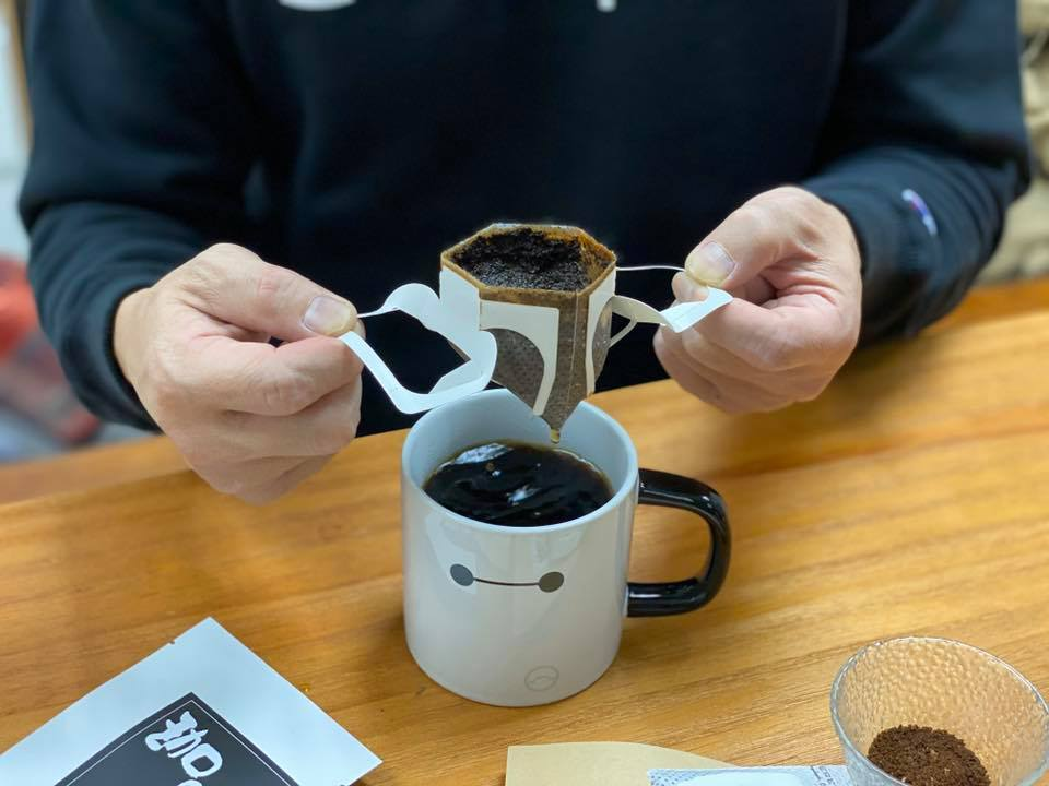 Coffee Drip Bag 珈啡掛耳包