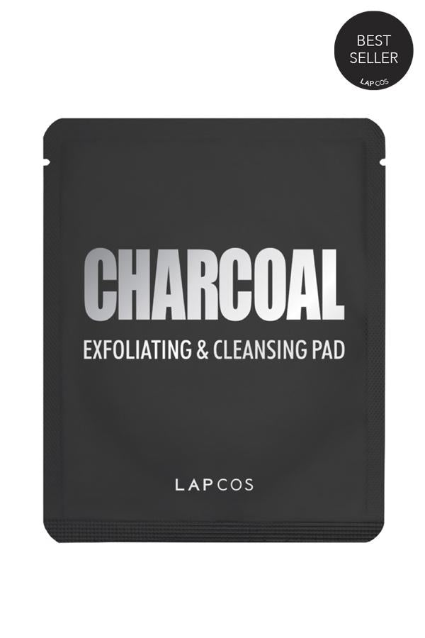 Charcoal Exf & Clns Pk Face Mask
