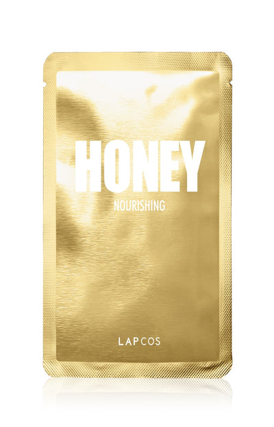 Honey Sheet Face Mask