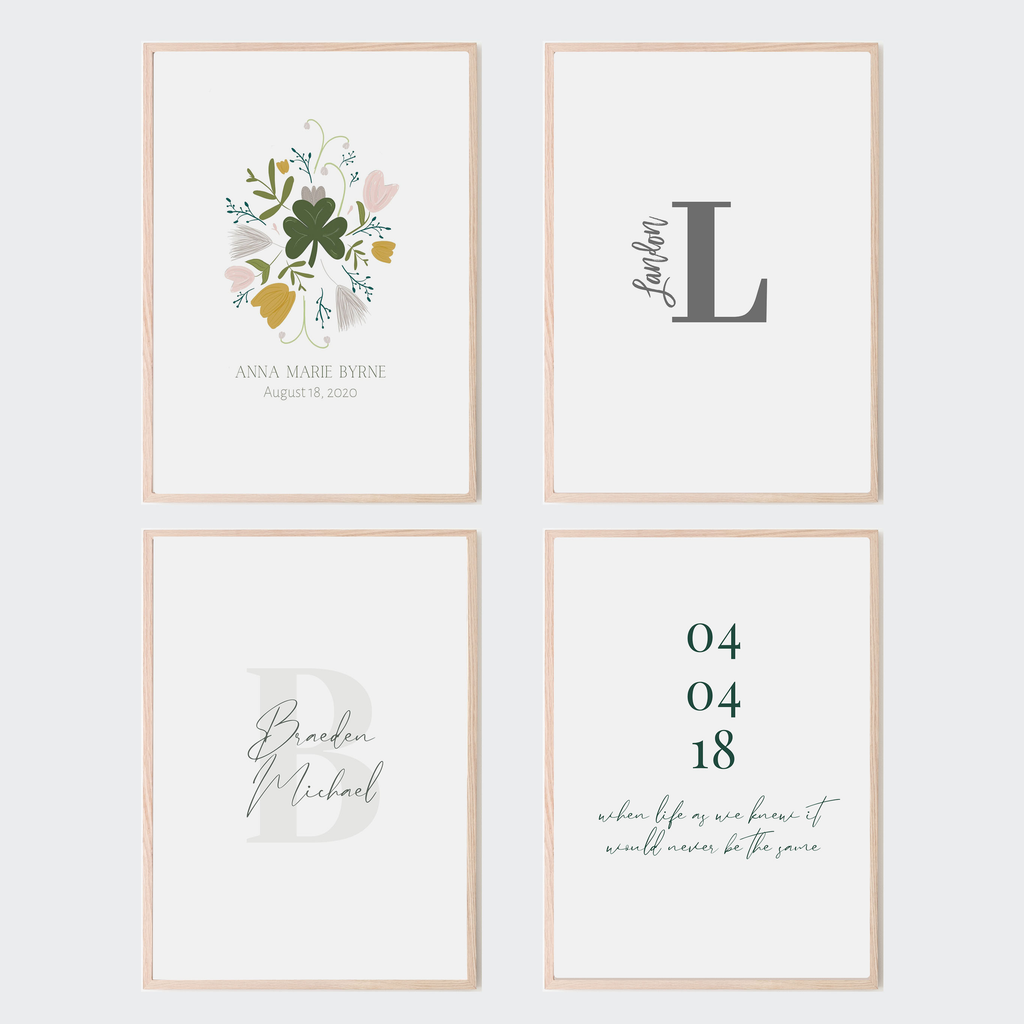Art print of Chicago skyline with C is for Chicago for baby nursery, kids bedroom or playroom. Neutral and contemporary. White background and black image