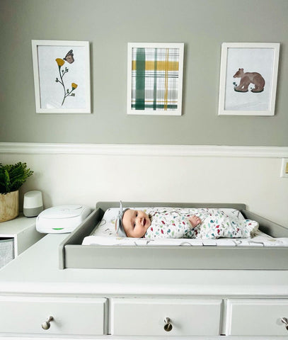 Forest and Woodland Nursery Wall Art