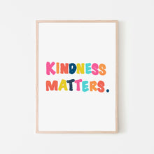 Load image into Gallery viewer, Kindness Matters Art Print | Bright Sunshine