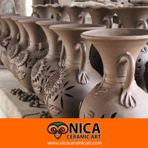 Is the Finest Native Potter in the World from Nicaragua?