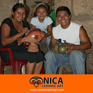Full Facebook Live Replay on the Pottery of San Juan de Oriente, Nicaragua