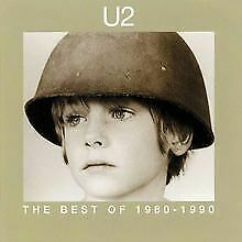 Best of 1980-1990 de U2 | CD | état bon