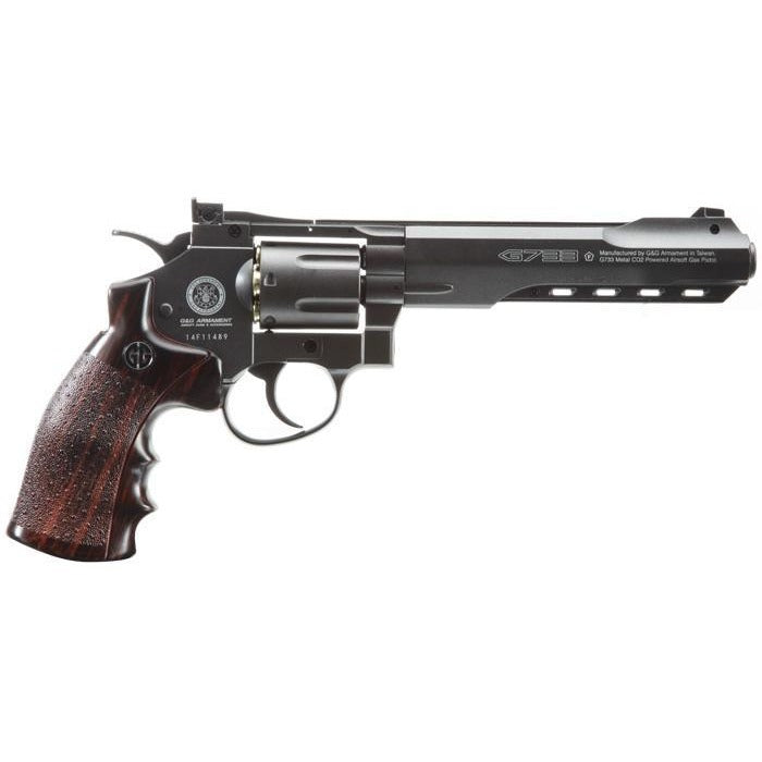 G&G G733 Co2 Airsoft Revolver