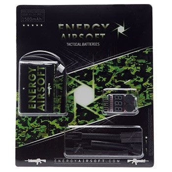 Energy Airsoft LIPO 11.1V 1500mAh Battery - Maier Action Games
