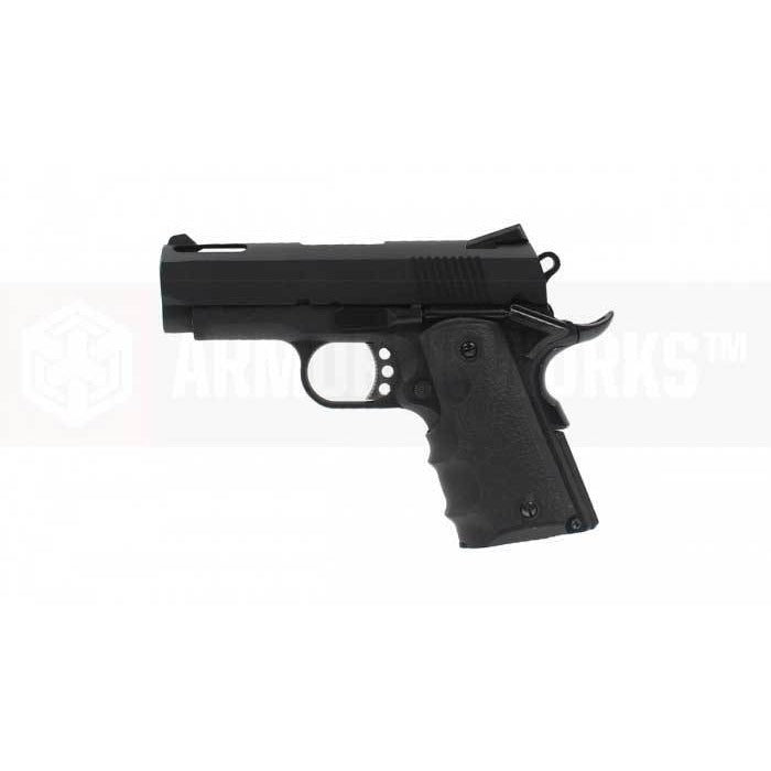 Armorer Works Custom NE1002 1911 V10 GBB Pistol (Black)