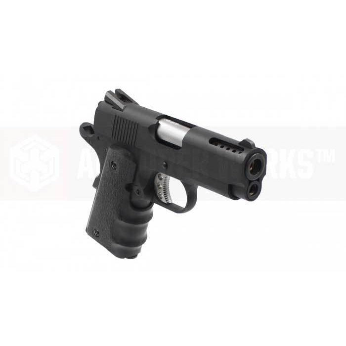 Armorer Works Custom NE1002 1911 V10 GBB Pistol (Black) - Maier Action Games