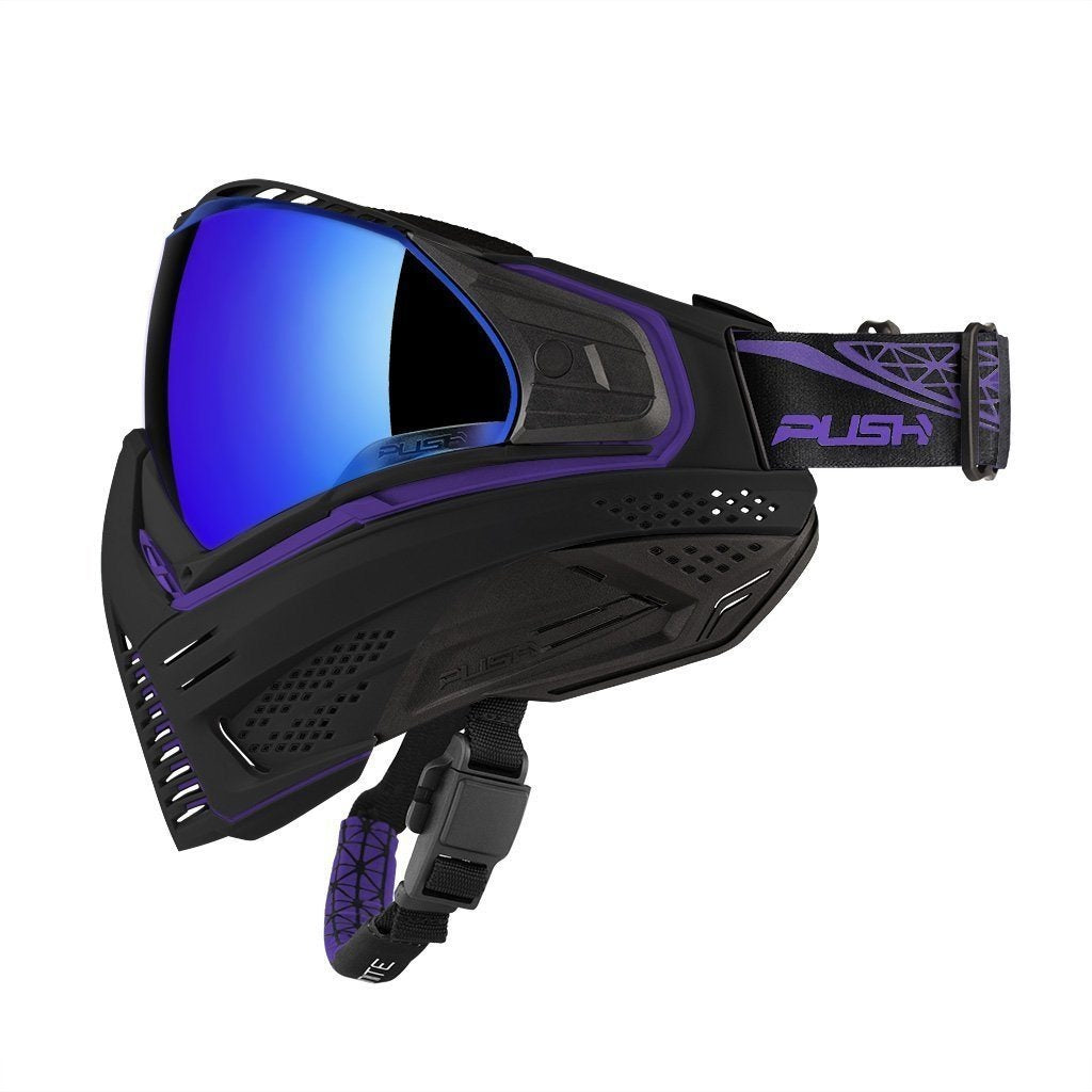 PUSH Unite Goggle - Black|Purple