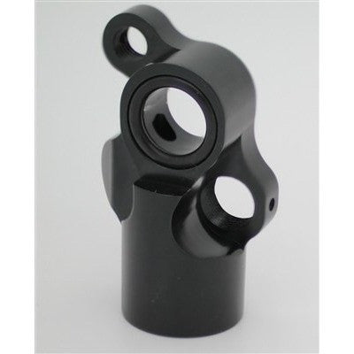 Inception Designs Mini Front Block w/ Integrated Vertical ASA - Black