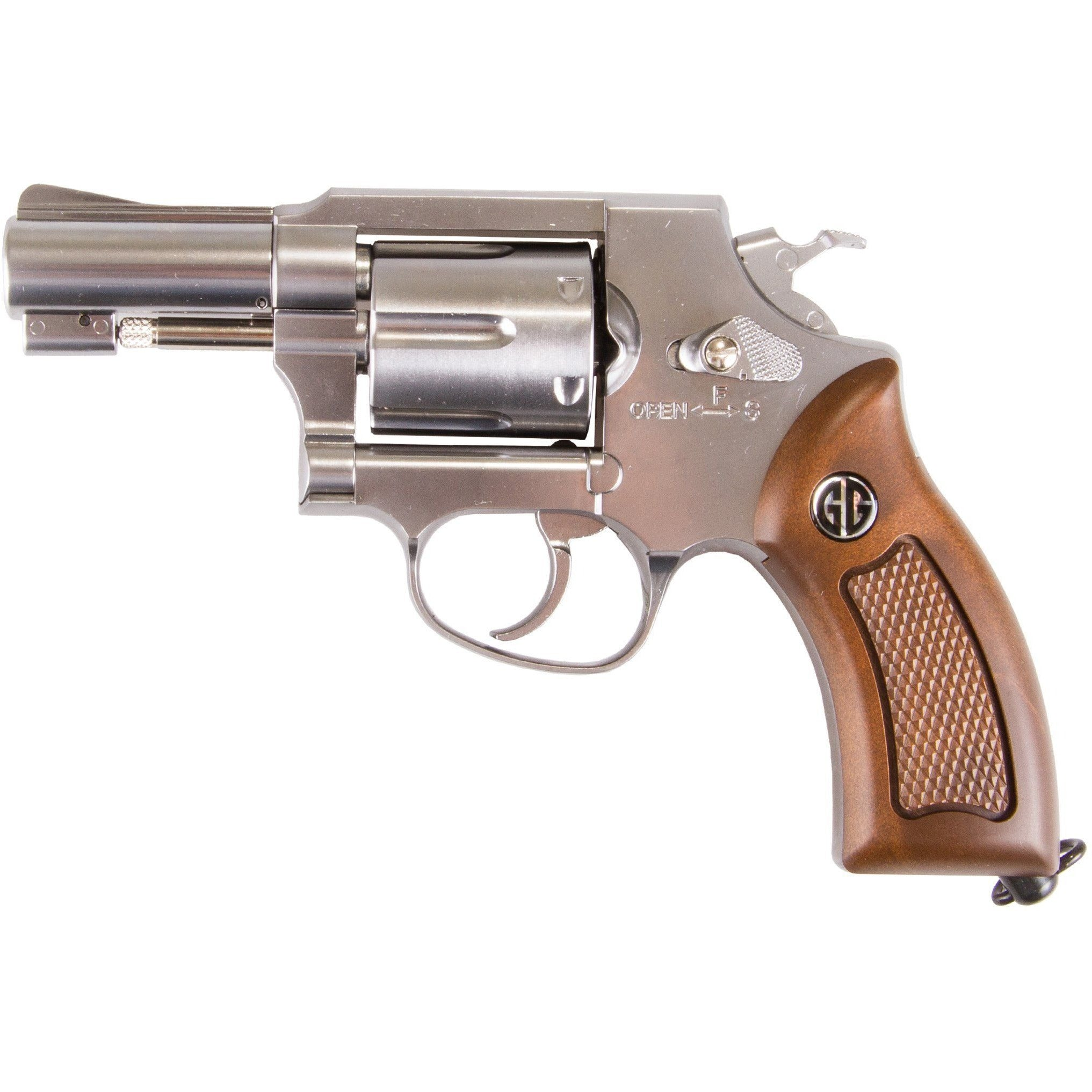 G&G G731 Co2 airsoft Revolver
