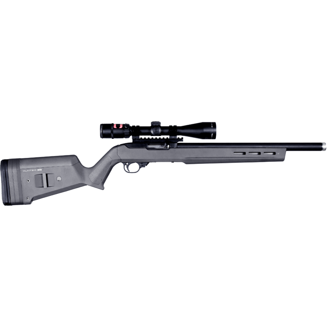 Magpul Hunter X-22 Stock - Ruger 10/22 Stealth Gray