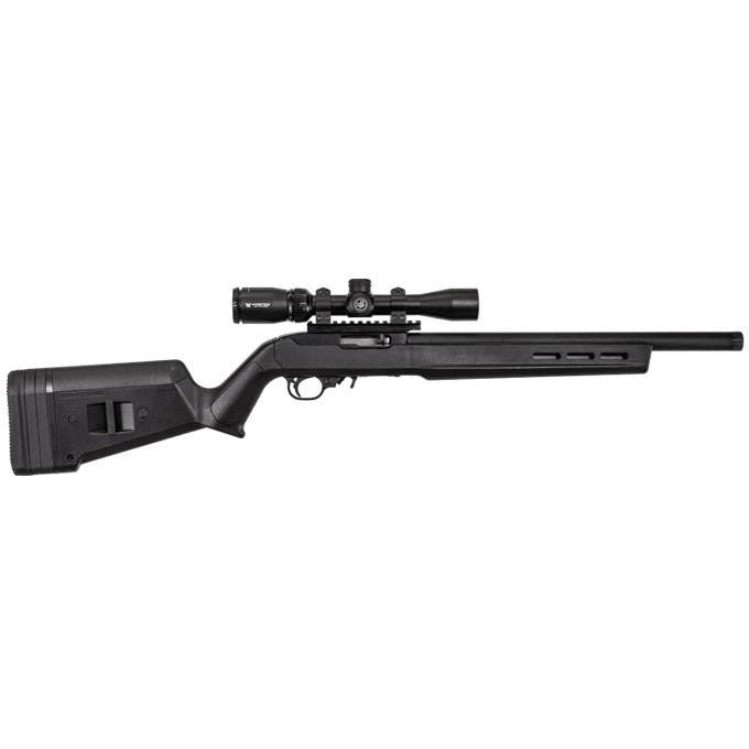 Magpul Hunter X-22 Stock - Ruger 10/22 Black - Maier Action Games