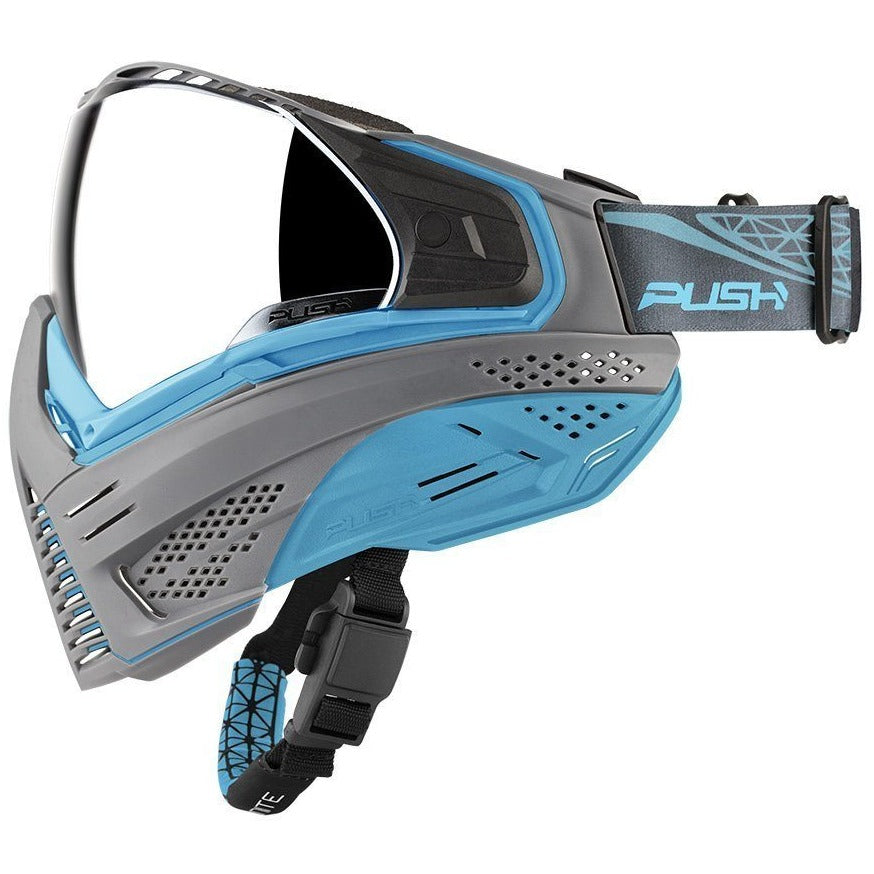 PUSH Unite Goggle - Grey|Blue