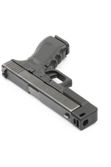 Dark Hour Defense Glock 22 .40cal Stand off Device Full size w/ Compensator