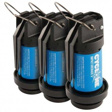 Airsoft Innovations Cyclone Impact Airsoft Grenade - 3 Pack