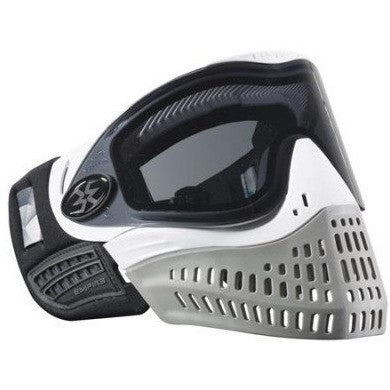 Empire e-Flex Paintball Goggle LE White/Grey - Maier Action Games