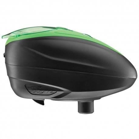 Dye LT-R Paintball Hopper - Black/Lime