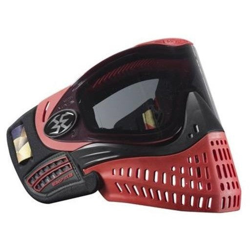 Empire e-Flex Paintball Goggle LE Red/Black