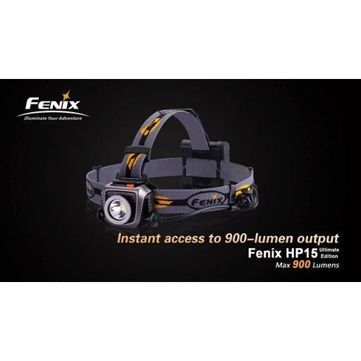 Fenix HP15 UE Headlamp - 900 Lumen