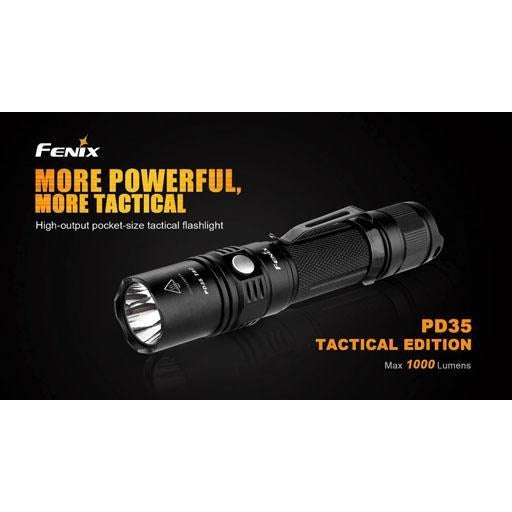 Fenix PD35 TAC - 1000 Lumen - Maier Action Games