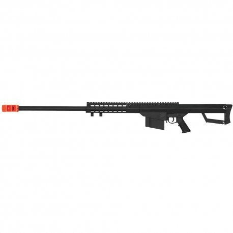 Lancer Tactical LT-20B M82 Spring Rifle - Black