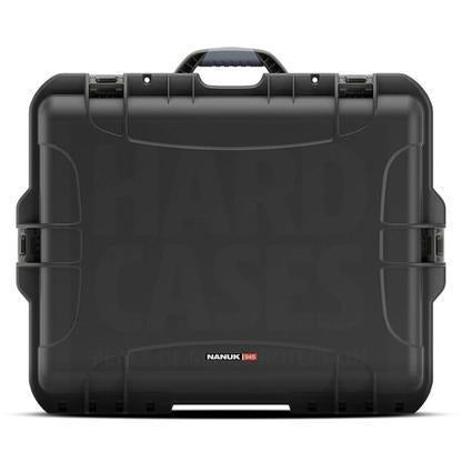 Nanuk 945 Case w/ Cubed Foam - Black