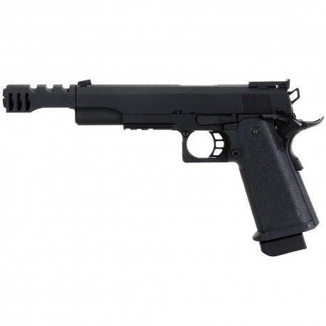 SRC HI-CAPA 5.1 SE CO2 Airsoft Pistol - Black