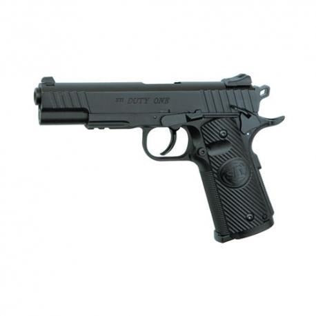 STI Duty One Airsoft Pistol CO2 Blowback Black - Maier Action Games