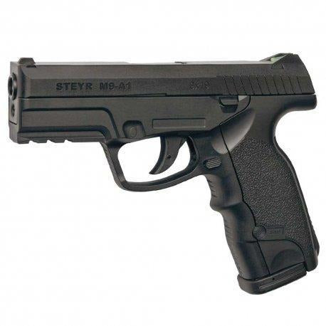 Styer M9-A1 GNB Black CO2 Airsoft Pistol - Maier Action Games