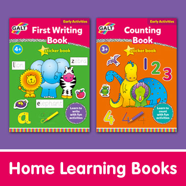 Home Learning Books