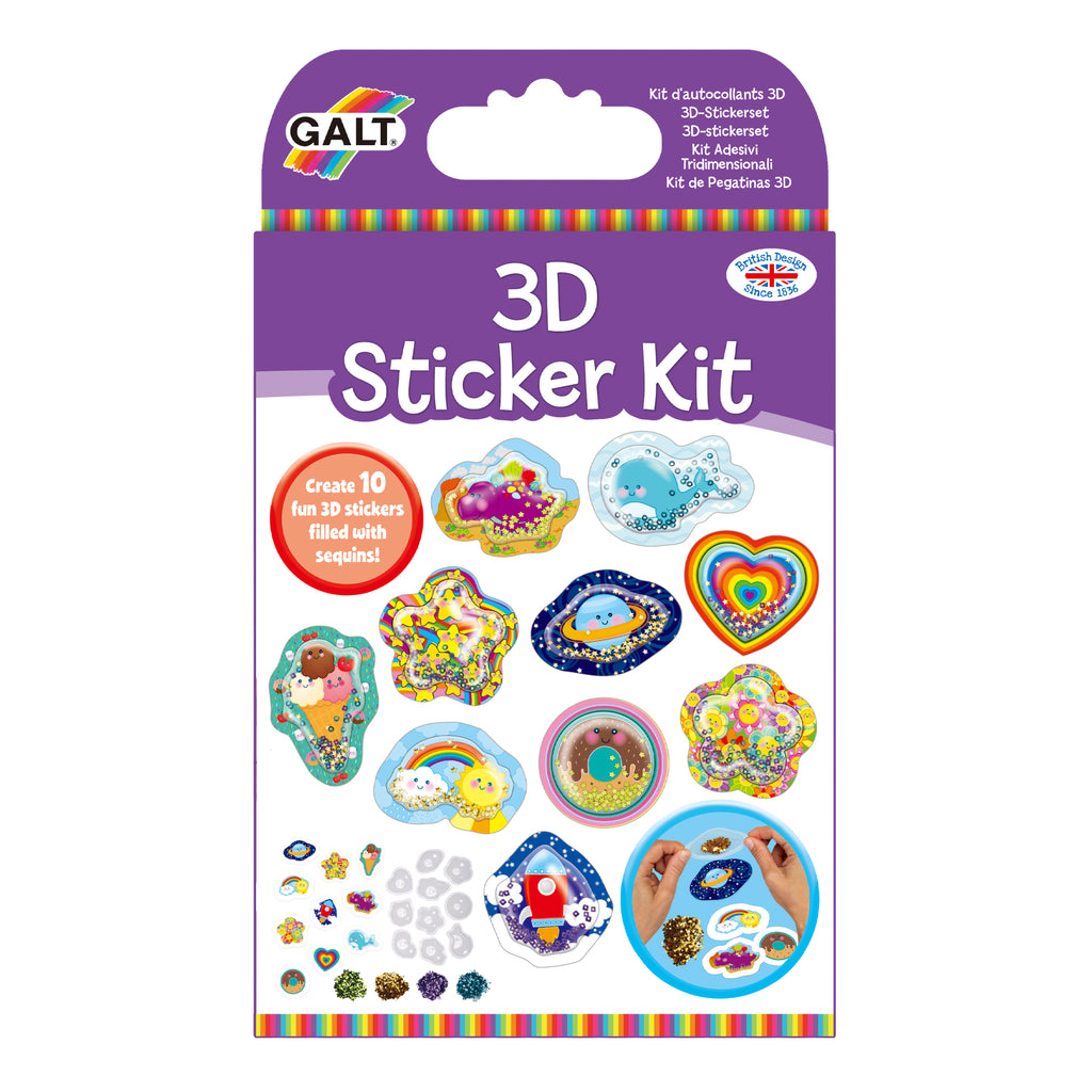 3D Sticker Kit