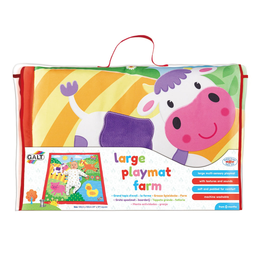Large Playmat - Farm