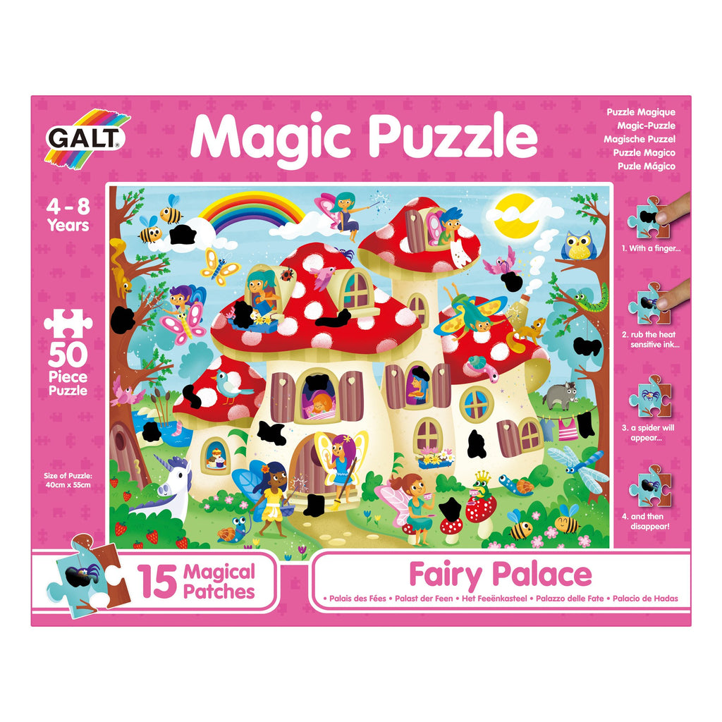 Fairy Palace Magic Puzzle