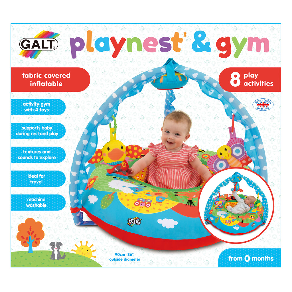 Playnest ® & Gym - Farm