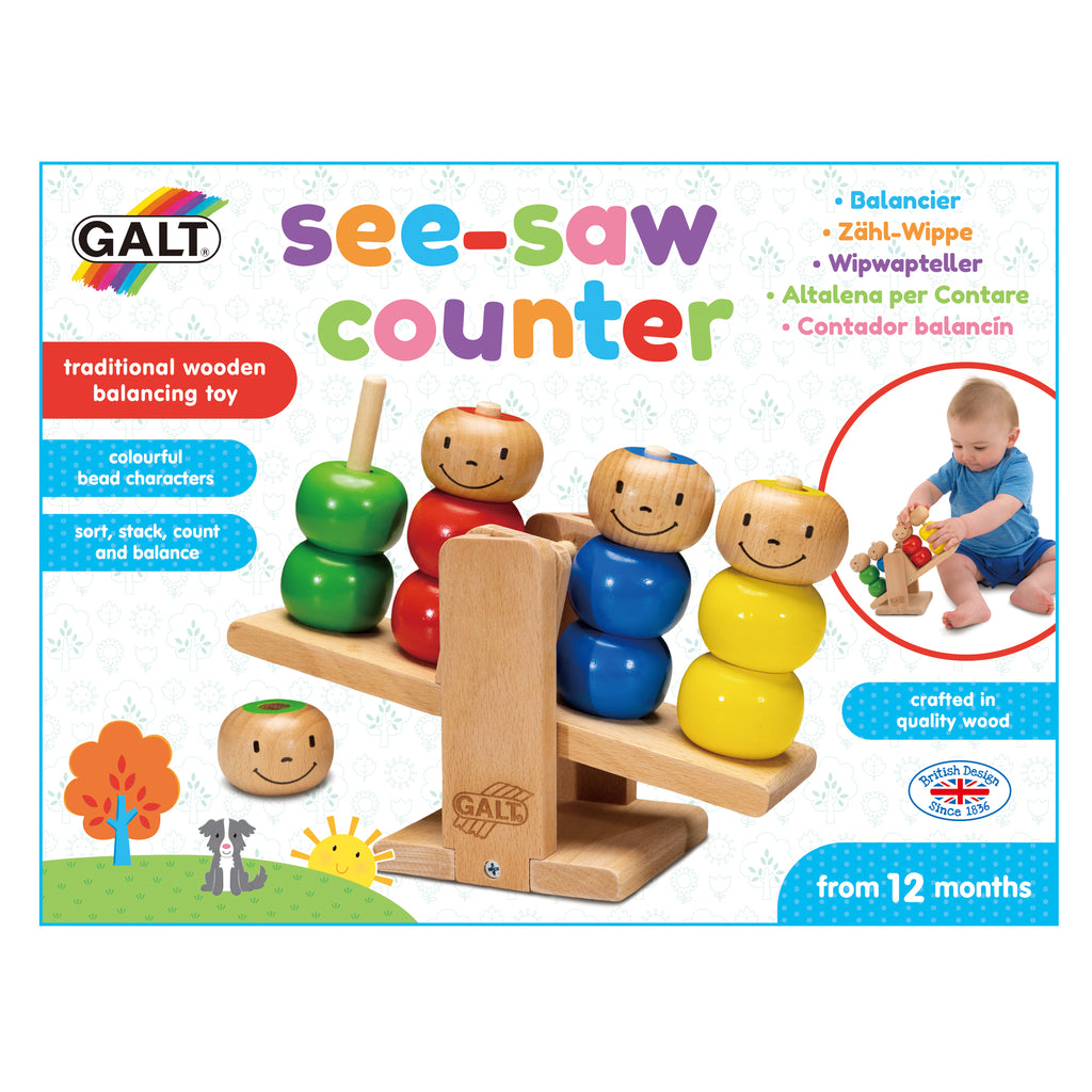 See-Saw Counter