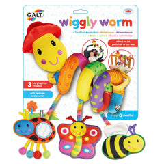 Wiggly Worm Galt Toys Uk