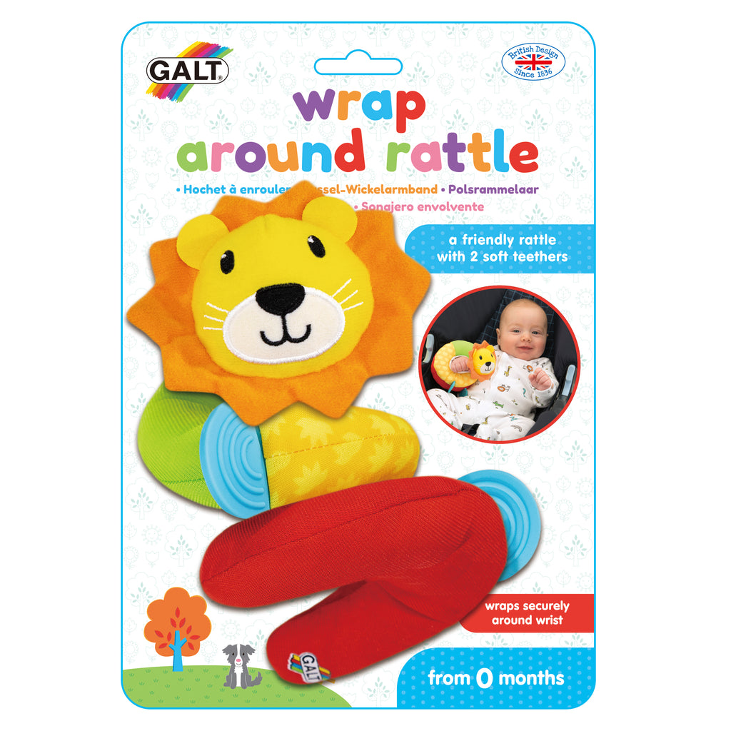 Wrap Around Rattle