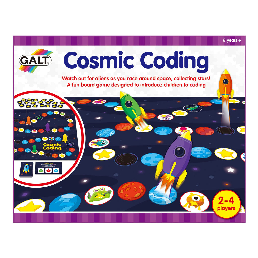Cosmic Coding Game