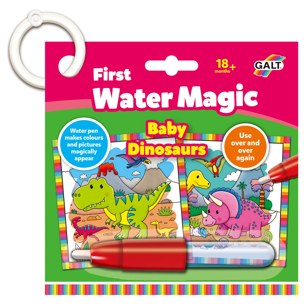 First Water Magic - Baby Dinosaurs