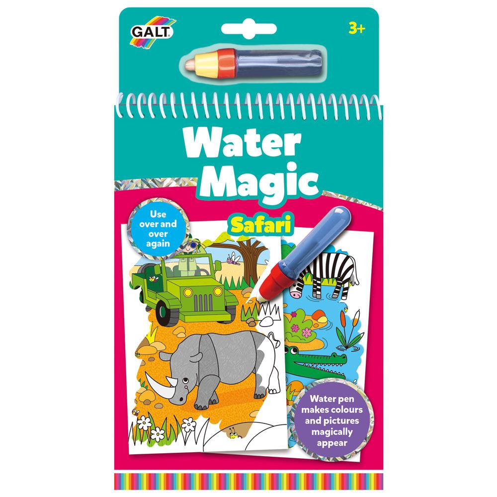 Water Magic - Safari